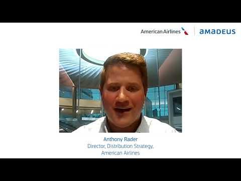 A conversation with American Airlines: what the future holds