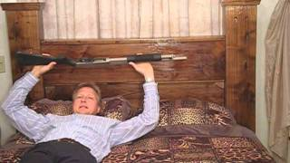 Gun Bed In Action!