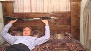 Gun Bed in action!
