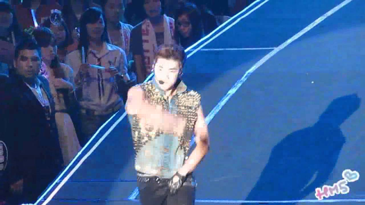 """Download [happymate5] 2011/10/08 2PM """"HANDS UP"""" Asia Tour in Taipei - WooHo SOLO"""