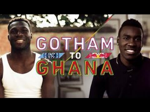 Gotham to Ghana: New York Rivals Journey to Africa
