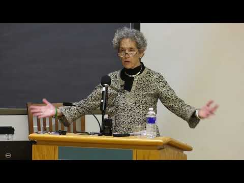 Ruth Messinger - What's Jewish about Social Justice?