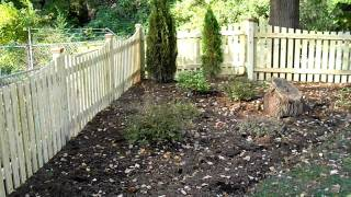 Ace Deck & Fence Llc Picket Fence Video 1.avi