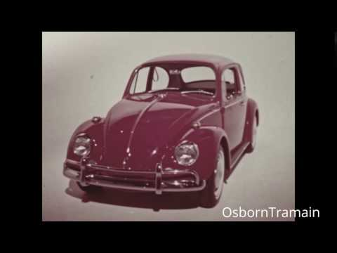 1966 VW Käfer Werbung Beetle Commercial Bug