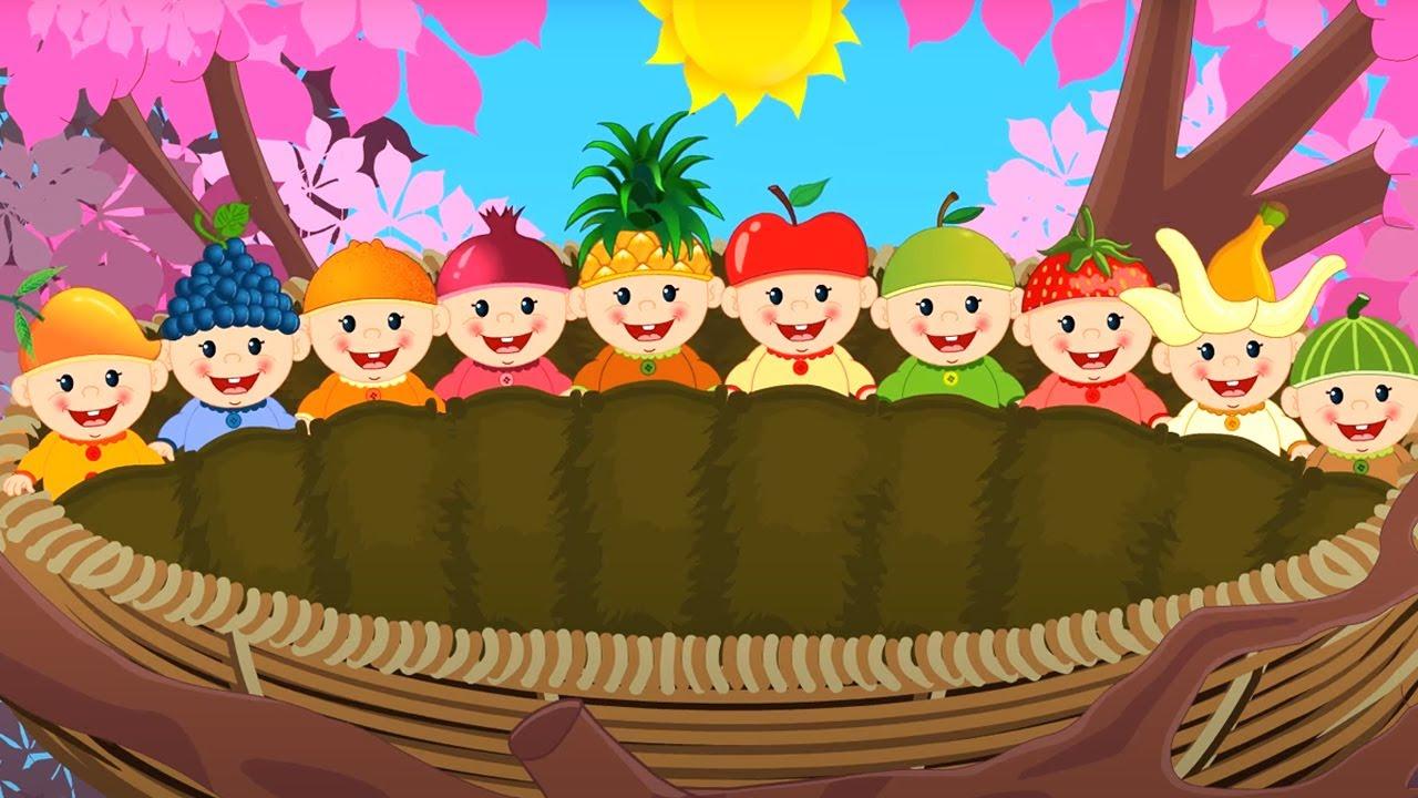 Dez na cama | Canção infantil | Educação | Desenhos animado | Musica para bebes
