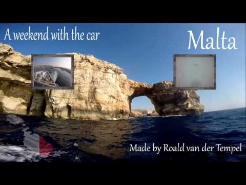 A weekend in Malta 2016,  Diving - Gozo - Wied Il Ghasri - Azure Window | GoPro HERO 4