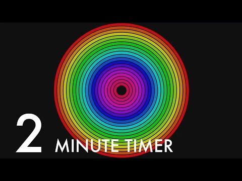 2 Minute Radial Timer