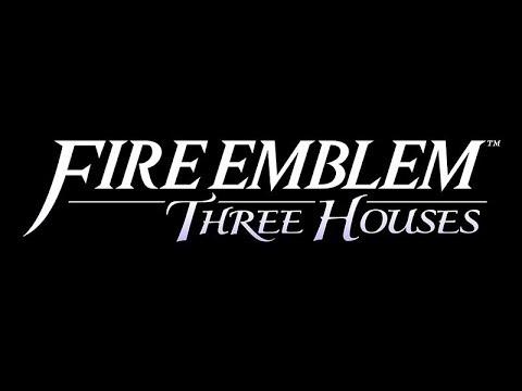Fire Emblem Three Houses - Shambhala Area 17 Redux