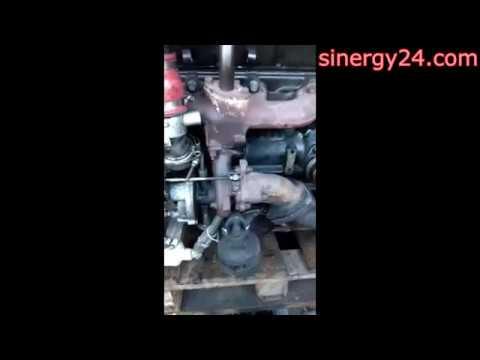 Установка предпускового подогревателя старт-м 1.5 кВт на Форд Транзит 2.5 турбо дизель