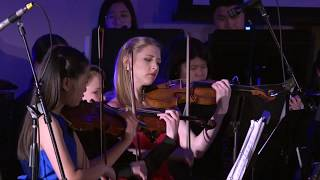 Pacific Academy Foundation Orchestra