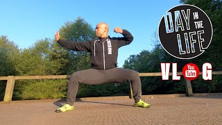 Tai Chi Routine | A day in the life of Master Wong