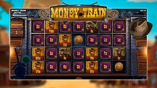 COLLECTOR HOW MANY TIMES? SUPER MEGA WIN ON MONEY TRAIN (Relax Gaming)