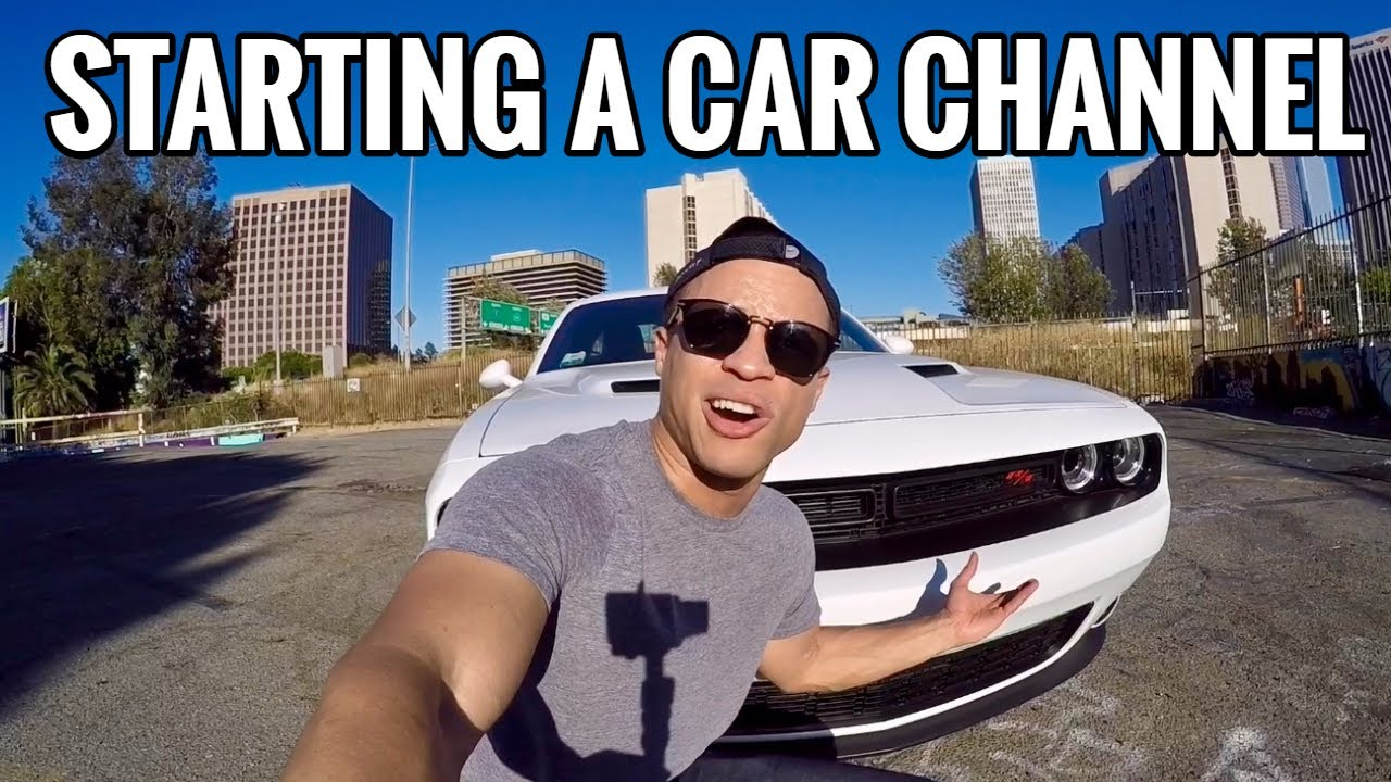 How To Launch Your Car Youtube Channel Youtube