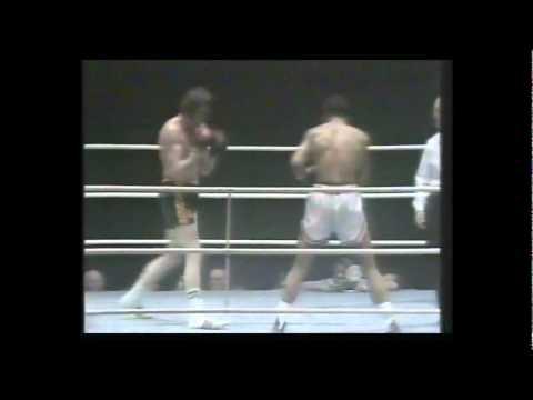 John Conteh v's Chris Finnegan 1973