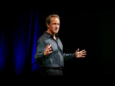 Learning from dirty jobs | Mike Rowe