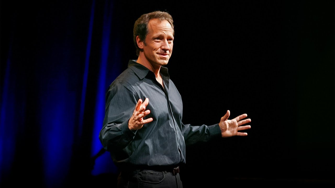 Ted talks mike rowe