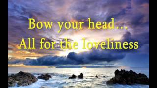 Anna Ternheim - Bow Your Head + lyrics (album - The Night Visitor - 2011)
