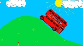 Cars 2 Topper Deckington Iii Diecast Bus Mattel Toys Disney Pixar Toy Review London Uk Kids Playtime