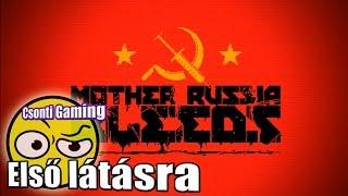 MOTHER RUSSIA BLEEDS | Orosz ököl vasököl, oda csap ahova köll (Első látásra)