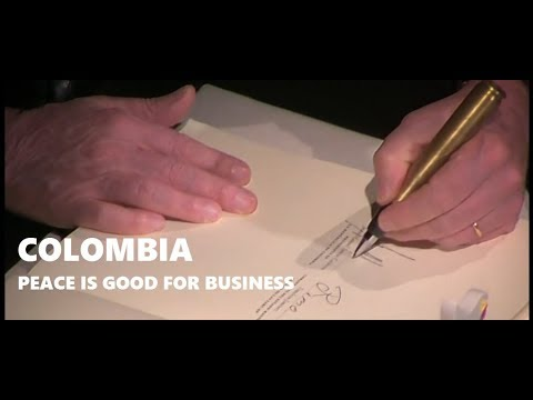 Colombia: Peace Is Good for Business