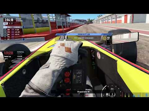Project Cars 2 Racing Online in VR
