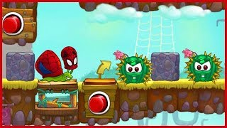 Snail Bob 3 Mobile Gameplay Android & IOS Level (15-20)