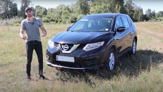 Nissan Rogue  полный авто обзор. Мотор, коробка, кузов, цены на ремонт и ТО.