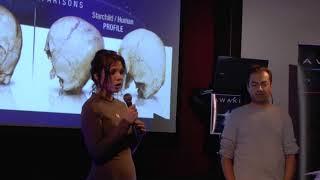 AwakeCon 2017 - Taj & Sarah Adams open the AwakeCon conference