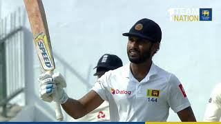 Roshen Silva 85 vs England - 2nd Test at Kandy