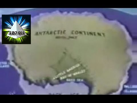 Admiral Richard Byrd ⚓ Secret North Pole Operation Highjump 👽 Antarctic Expedition Documentary 4