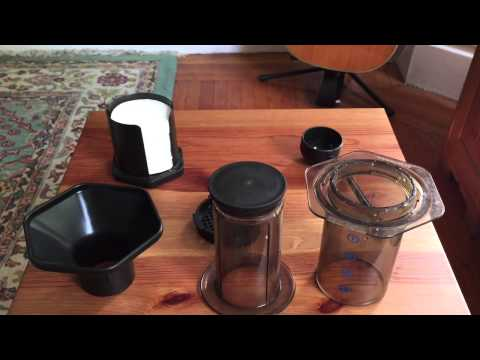 Coffee Maker Review: Aerobie AeroPress