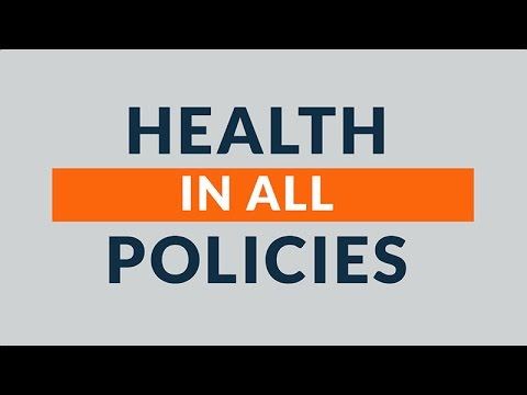 Health in All Policies Resource Center Introductory Video