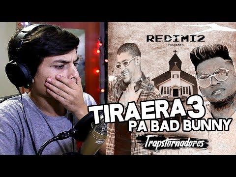 Redimi2 – Trapstorno 4 (RIP BAD BUNNY 3) Armado y Peligroso ft. Madiel Lara, Dominico..Reaccion