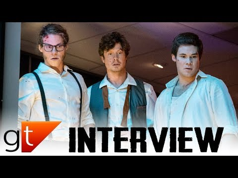 GAME OVER, MAN : Blake Anderson, Adam Devine and Anders Holm