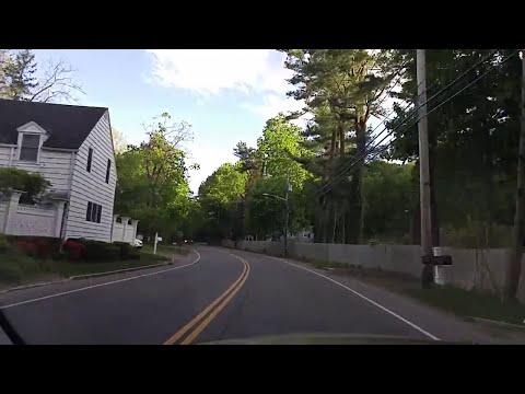 Driving by Glen Head,New York