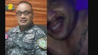 Coronel Frank Felix Duran habla sobre la situación de coronel aparece en video viral