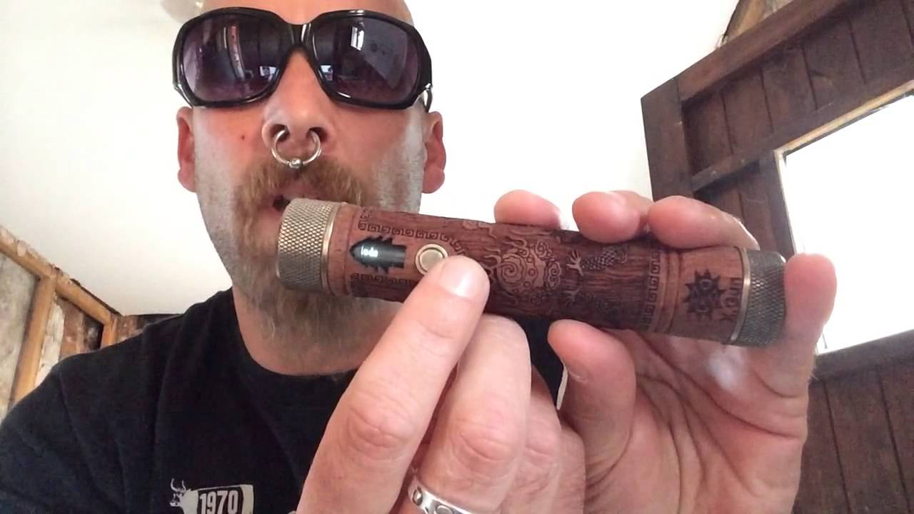 Review of the <b>X</b>.<b>Gun</b> VV VW Wooden Mod and Rocket RBA - YouTube