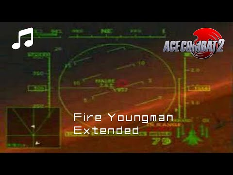 """""""Fire Youngman"""" - Ace Combat 2 OST (Extended)"""