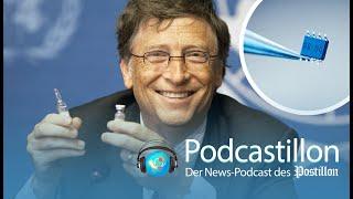 Bill Gates verspricht Anti-Thrombose-Update für AstraZeneca