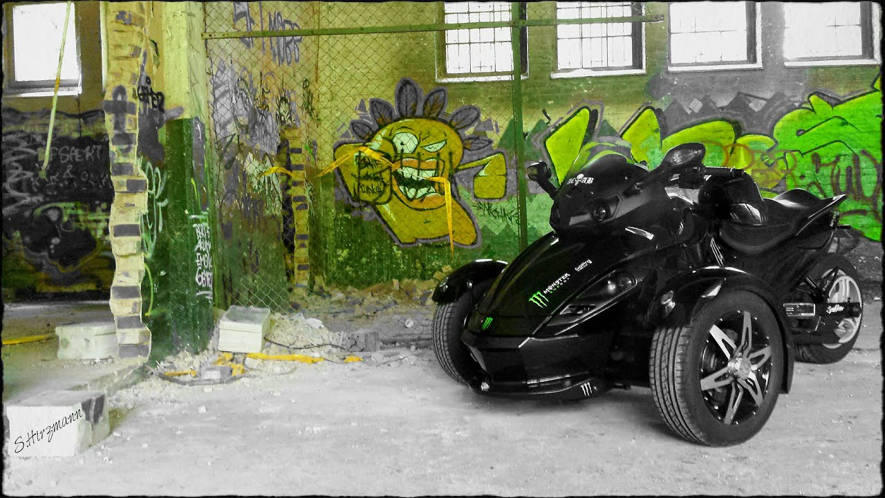 2014 can am spyder rs tuning youtube. Black Bedroom Furniture Sets. Home Design Ideas