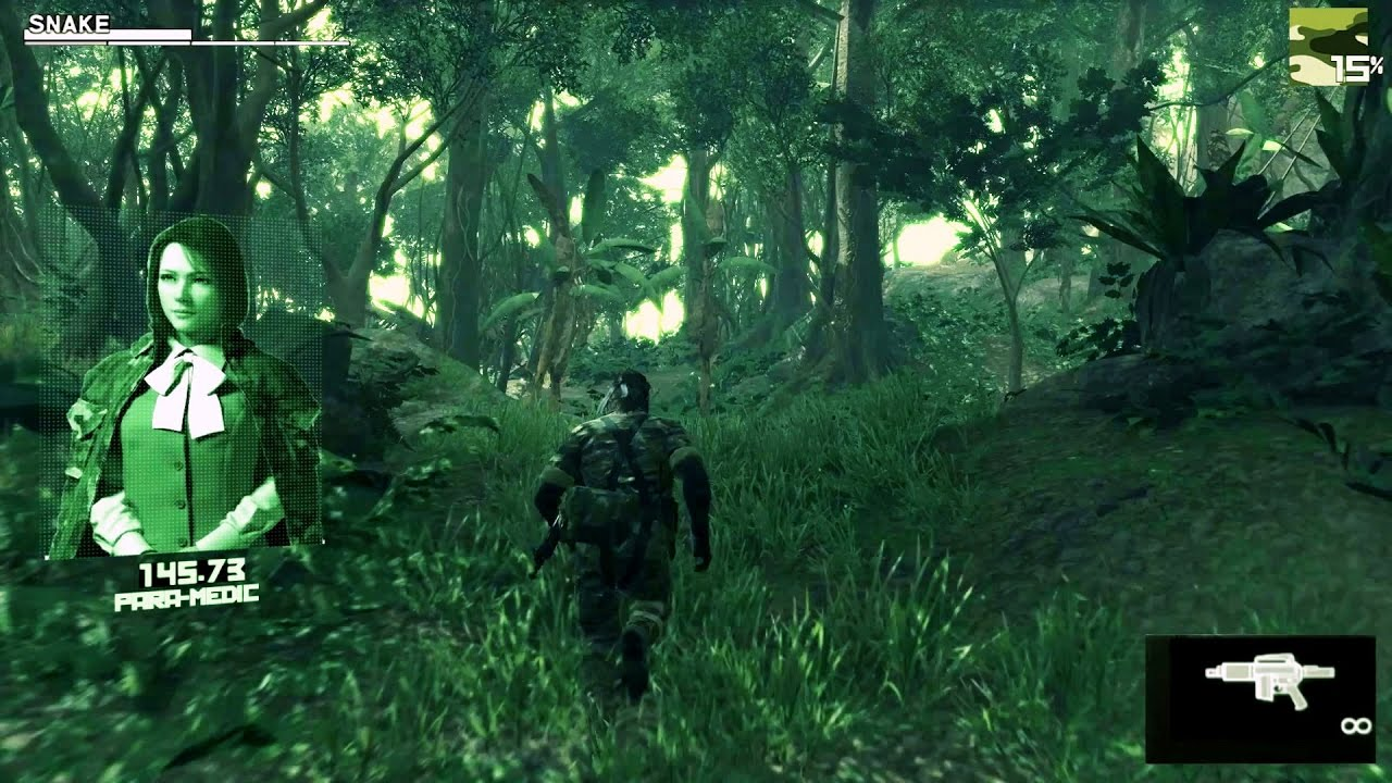 "MGS3: Snake Eater"" on the FOX ..."