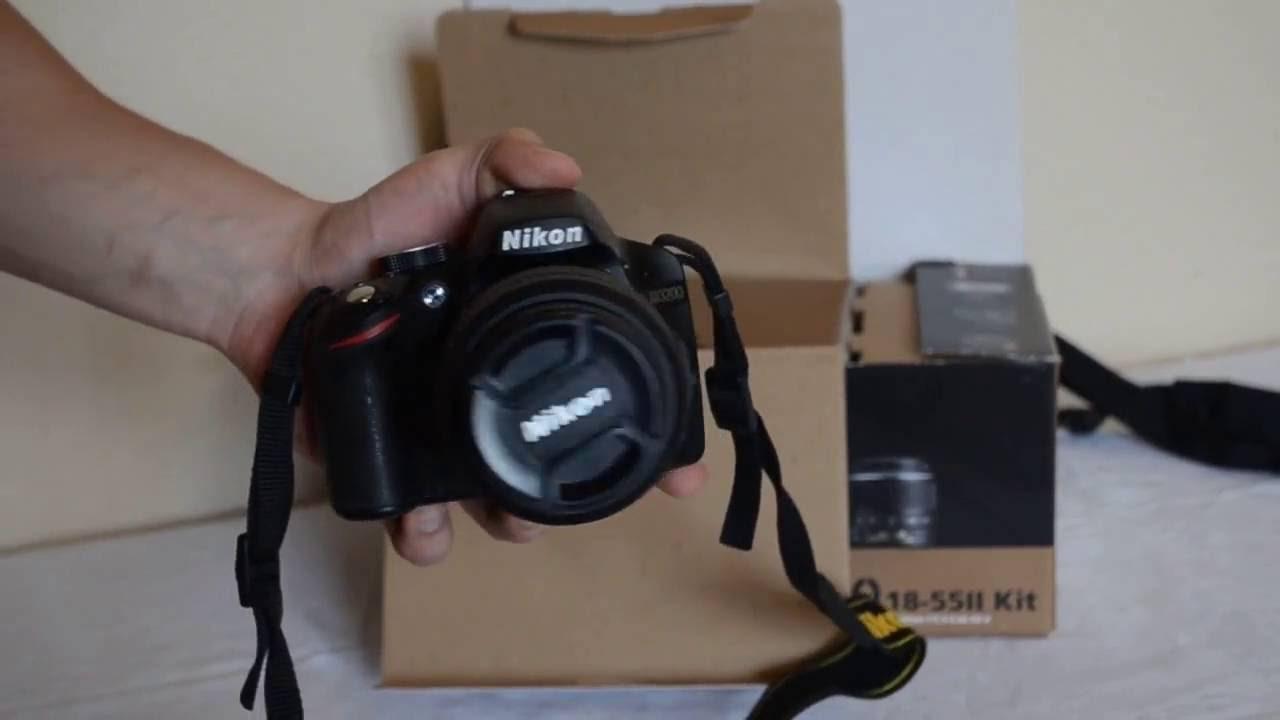 Фотоаппарат Nikon D3200+18-55mm