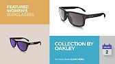 43fb6b611005c Oakley Forehand Sunflower Fire Iridium - OO9179-16 - YouTube