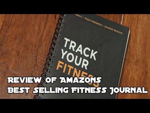 Amazons Best Selling Fitness Journal Review