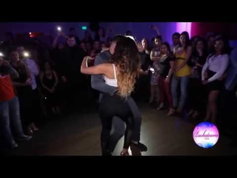 Daniel Y Desiree - Social Bachateame Winter - Quitemonos La Ropa