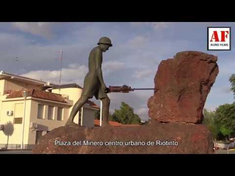 Minas de Riotinto. Un paseo por mi pueblo. Mayo de 2017