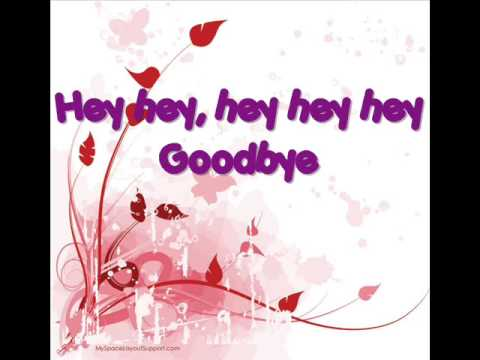 Kristinia DeBarge - Goodbye  Lyrics On Screen + Download