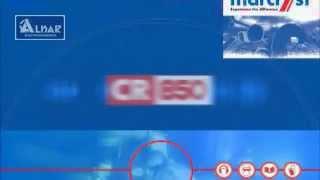 TARCZA DIAMENTOWA MARCRIST CR850 DO CIĘCIA WSZYSTKIEGO