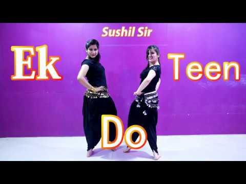 Ek Do Teen - Video Song | Baaghi 2 | Jacqueline Fernandez |(Cover By Sushil Sir)