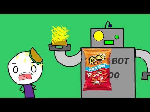 It's Raining Cheetos song by:Parry Gripp & BooneBum